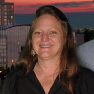 Portrait of Shannon Jones